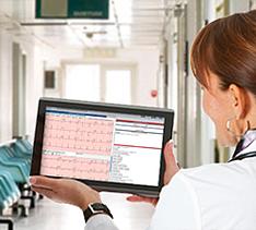 Epiphany's Cardio Server ECG Management System