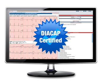 Epiphany's Cardio Server is DIACAP Certified