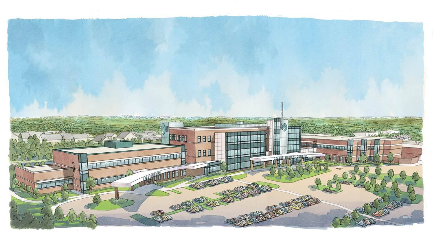 Ozarks Medical Center Continues to Advocate Epiphany Healthcare
